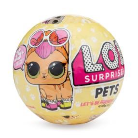 L.O.L. SURPRISE - Zwierzątko LOL w kuli niespodziance Seria 3.1 550730