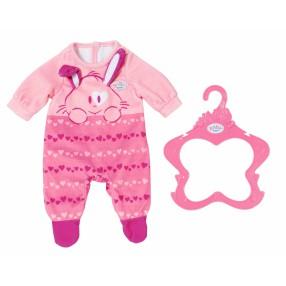 BABY born - Ubranko Śpioszki dla lalki  Różowe 824566 B