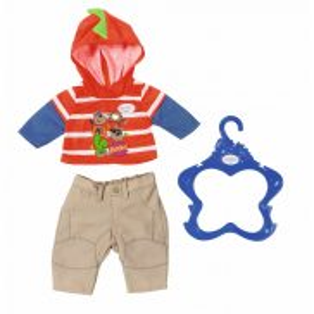 BABY born - Chłopięca kolekcja ubranek dla lalki 824535 A