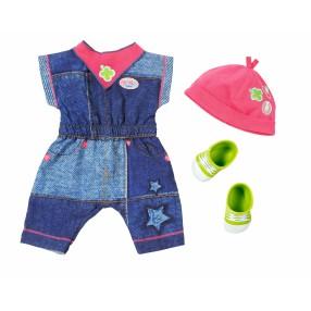 BABY born - Ubranko dżinsowe dla lalki Spodenki 824498 B