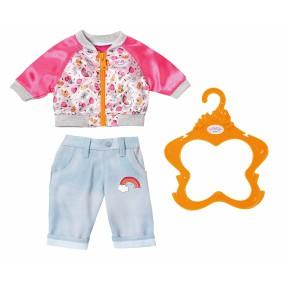 BABY born - Ubranko Casual dla lalki 824542 A