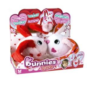 Bunnies Love - Maskotka Króliczek magnetyczny 2-pak Edycja specjalna 96714