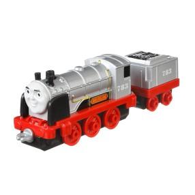 Fisher-Price Tomek i Przyjaciele Adventures - Duża lokomotywa Merlin DXR59