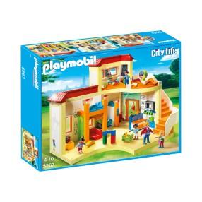Playmobil - Przedszkole Promyk Słońca 5567