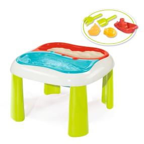 Smoby - Wodny stół, stolik do zabawy wodą i piaskiem 840107