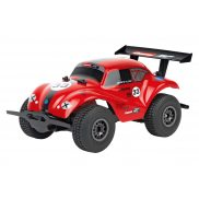 Carrera RC - VW Beetle Czerwony 2.4GHz 1:18 184005