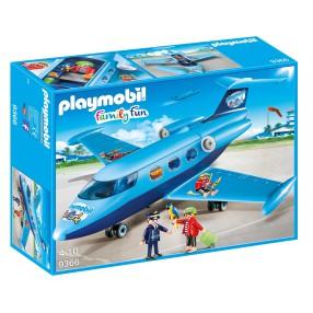 Playmobil - Samolot wycieczkowy FunPark 9366