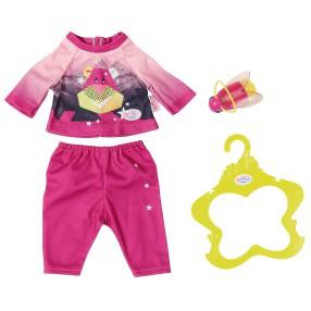 BABY born - Ubranko na nocną wyprawę dla lalki 824818 B