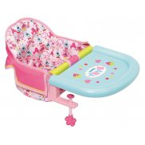 BABY born - Krzesełko do karmienia przy stole dla lalki 825235