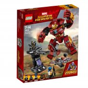 LEGO Marvel Super Heroes - Walka w Hulkbusterze 76104