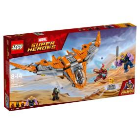 LEGO Marvel Super Heroes - Thanos: ostateczna walka 76107