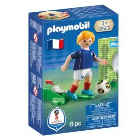 Playmobil - FIFA 2018 Piłkarz reprezentacji Francji 9513