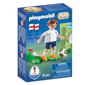 Playmobil - FIFA 2018 Piłkarz reprezentacji Anglii 9512