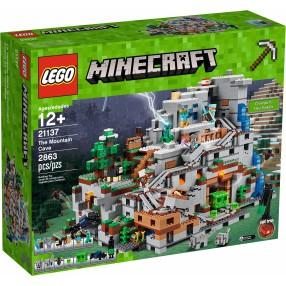 LEGO Minecraft - Górska jaskinia 21137