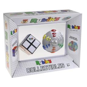 Rubik - Zestaw Kostka Rubika 2x2 + Układanka logiczna UFO 3009