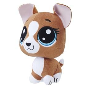 Littlest Pet Shop - Pluszowe zwierzaki Roxie McTerrier E0350