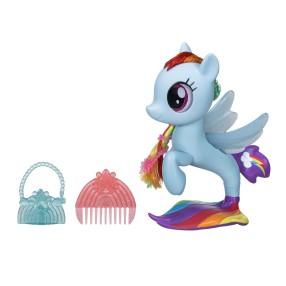 My Little Pony Movie - Modne syreny Rainbow Dash E1004