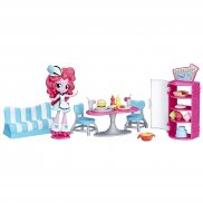 My Little Pony Equestria Girls Minis - Kawiarenka z przekąskami Pinkie Pie B9485