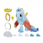 My Little Pony Movie - Kucykowe kreacje Rainbow Dash E0989