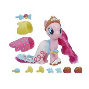 My Little Pony Movie - Kucykowe kreacje Pinkie Pie E0991