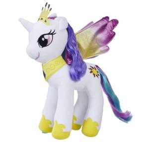 My Little Pony Movie - Pluszak z włosami Księżniczka Celestia 31 cm E0429