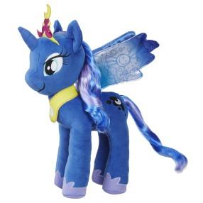 My Little Pony Movie - Pluszak z włosami Księżniczka Luna 31 cm E0430