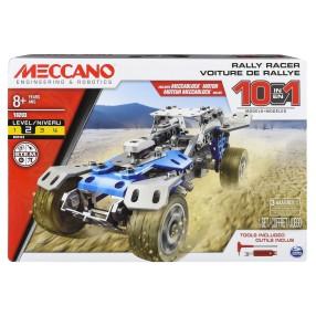 Meccano Klocki konstrukcyjne - Rally Racer 10w1 18203
