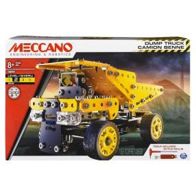 Meccano Klocki konstrukcyjne - Duża Wywrotka 3w1 18210