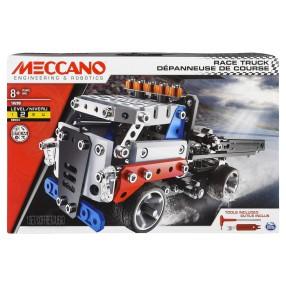Meccano Klocki konstrukcyjne - Duża Ciężarówka 18209