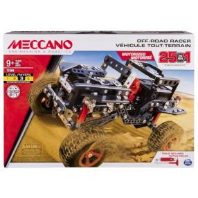 Meccano Klocki konstrukcyjne - Duża Off-Road Racer 25w1 17204