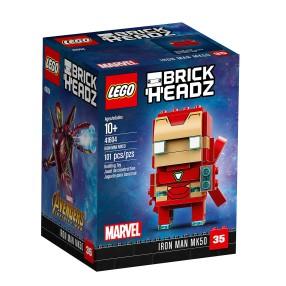 LEGO BrickHeadz - Iron Man MK50 41604