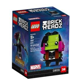 LEGO BrickHeadz - Gamora 41607