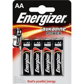 Energizer Alkaline Power - Baterie AA/LR6 4szt.