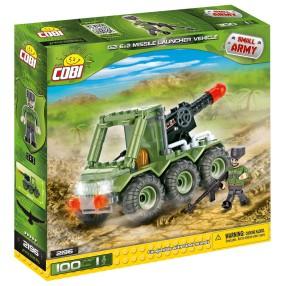 COBI Small Army - Ciężarówka z wyrzutnią G21 6x2 2196