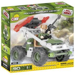 COBI Small Army - Mobilny Zestaw Rakietowy 2156
