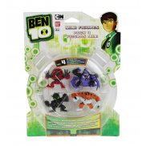 Bandai Ben 10 - Figurki 5 cm 4-pack 97414
