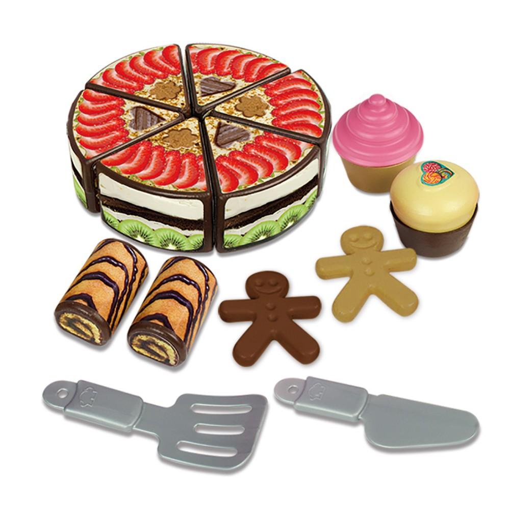 Chicos - Tort do krojenia Chef Słodka cukiernia w walizce 87017