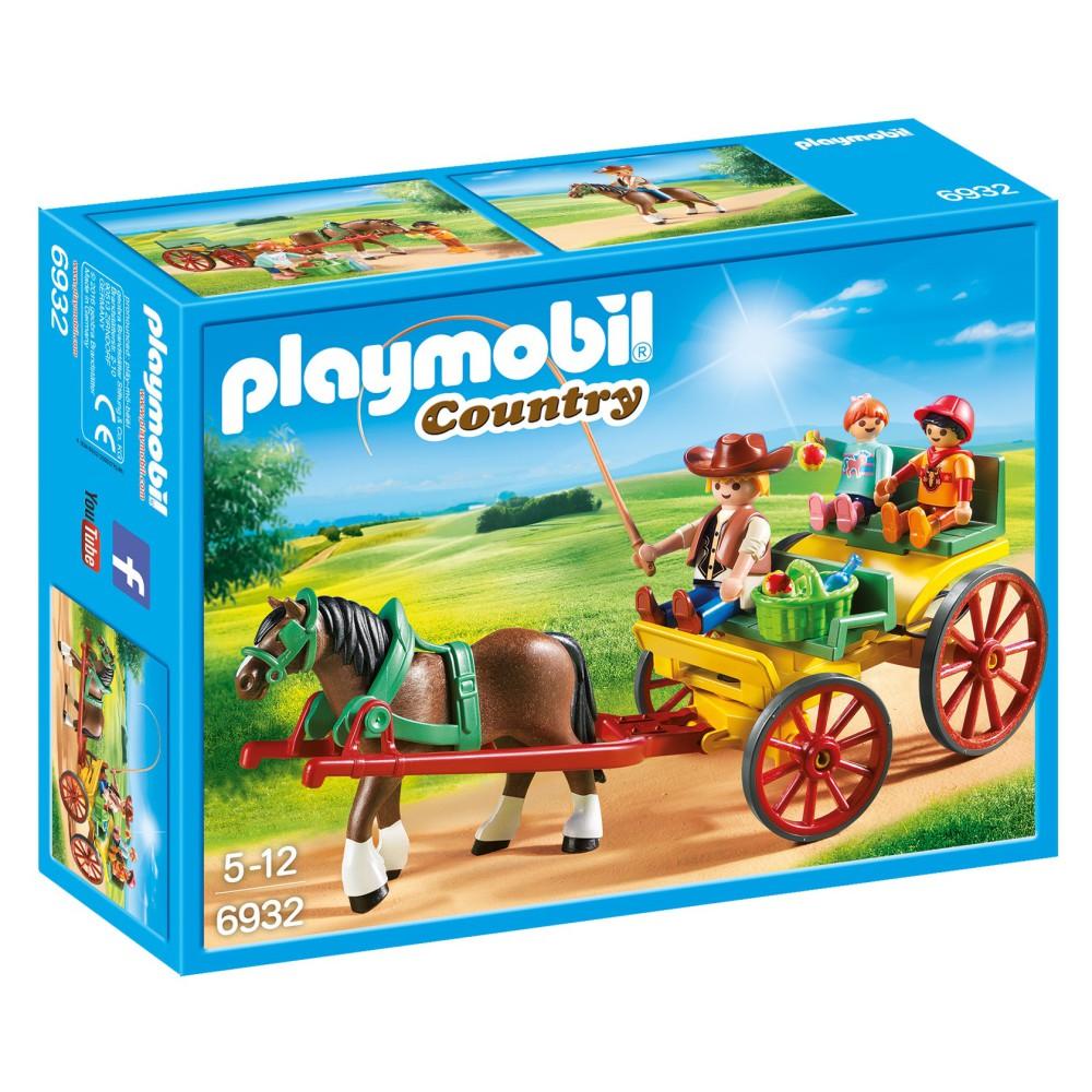 Playmobil - Bryczka konna 6932