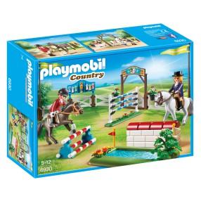 Playmobil - Turniej jeździecki 6930