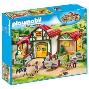 Playmobil - Duża stadnina koni 6926