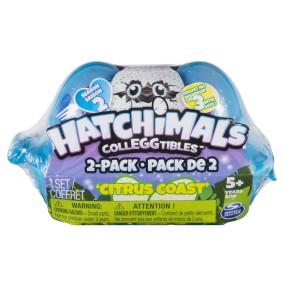 Spin Master Hatchimals - Jajko niespodzianka 2-pak w pudełeczku Seria 2 6041343