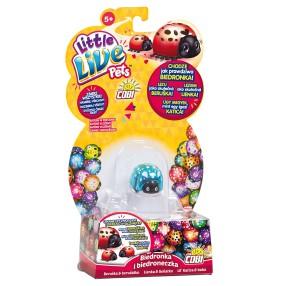 Little Live Pets - Biedronka i biedroneczka Śnieżynka 28447 09