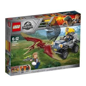 LEGO Jurassic World - Pościg za pteranodonem 75926