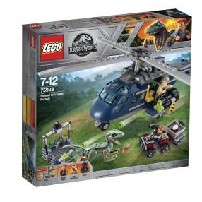 LEGO Jurassic World - Pościg za śmigłowcem 75928