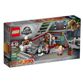 LEGO Jurassic World - Pościg raptorów 75932