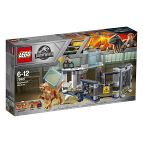 LEGO Jurassic World - Ucieczka z laboratorium ze stygimolochem 75927