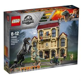 LEGO Jurassic World - Atak indoraptora 75930