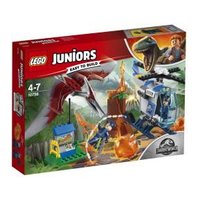 LEGO Juniors - Ucieczka przed pteranodonem 10756