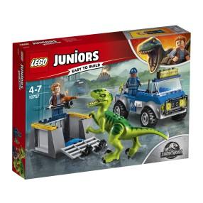 LEGO Juniors - Na ratunek raptorom 10757