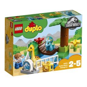 """LEGO Duplo - Minizoo """"Łagodne olbrzymy"""" 10879"""